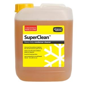 Сверхмощное средство для чистки конденсаторов SuperClean 20 литров